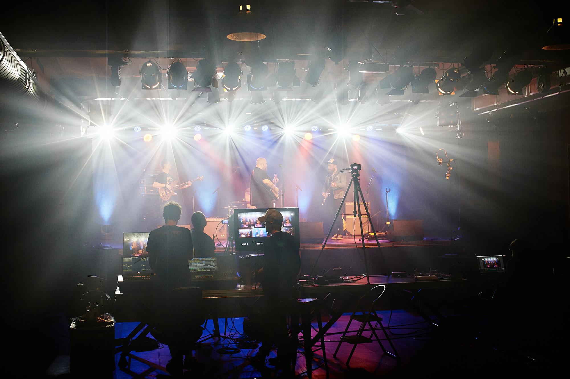 Livestream, Livestreaming, Streaming, Marc Brockmöller, Rockmiller, Youtube, Twitch, Facebook, Andreas Kümmert, Colos Saal, Aschaffenburg